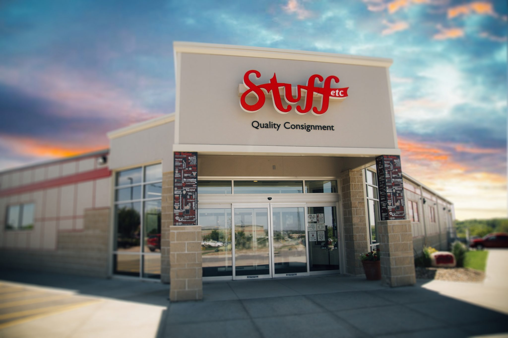 Coralville Store Front